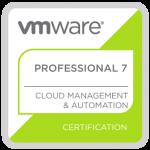 VMware VCP CMP 7 Umit Demirtas